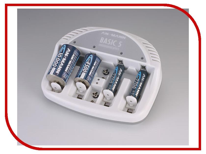 Зарядное устройство Ansmann BASIC 5 plus 5207303