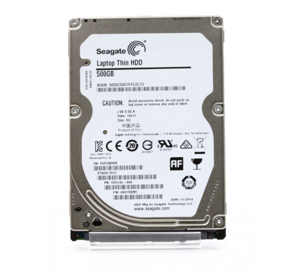 Жесткий диск 500Gb - Seagate ST500LT012 Momentus Thin