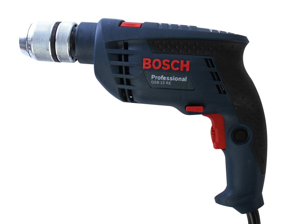 цена на Электроинструмент Bosch GSB 13 RE (БЗП) 0601217100