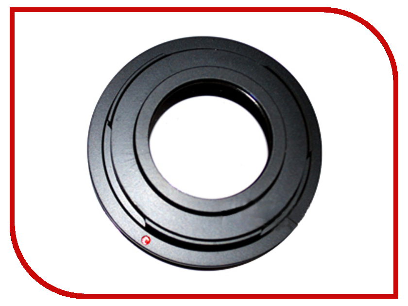 Кольцо Fujimi Adapter Nikon / M42 FJAR-42NFL с линзой (Lens) 1236 t2 lens mount ring adapter for nikon slr m42 x 0 75mm