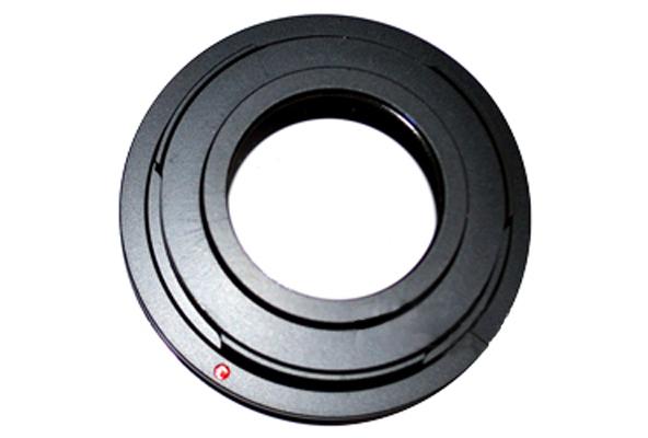 Кольцо Fujimi Adapter Nikon / M42 FJAR-42NFL с линзой (Lens) 1236