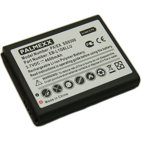 Аксессуар Аккумулятор Samsung GT-i9300 S III Palmexx - усиленный! 4600 mAh Black PX/EXSAMI9300 BLAC