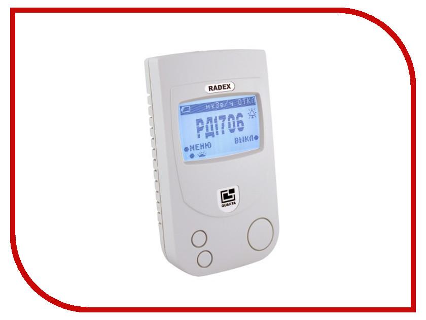 Индикатор Radex / Радэкс РД1706 - детектор-индикатор радиоактивности индикатор соэкс 01м prime дозиметр индикатор радиоактивности