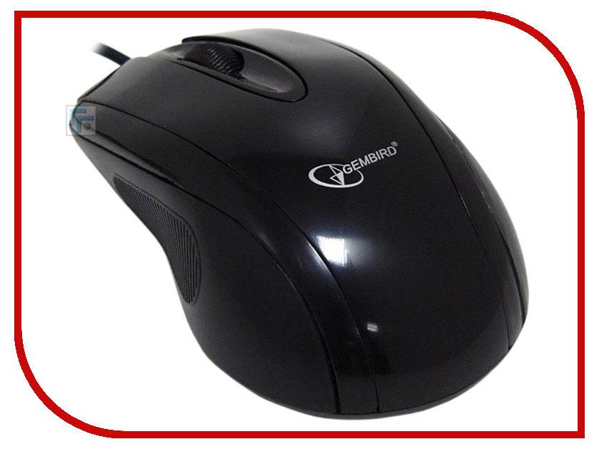 Мышь проводная Gembird Musopti8-801U Black<br>
