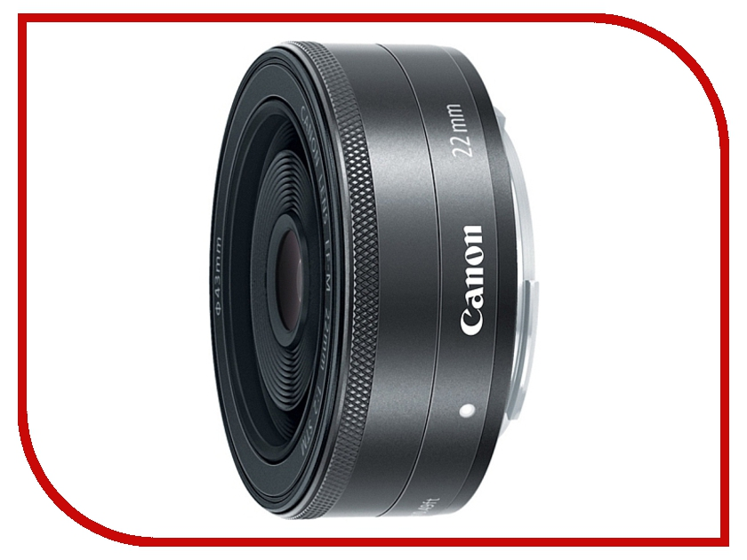 Объектив Canon EF-M 22 mm F/2 STM<br>