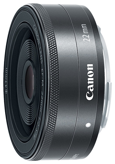 Объектив Canon EF-M 22 mm F/2 STM 5985B005