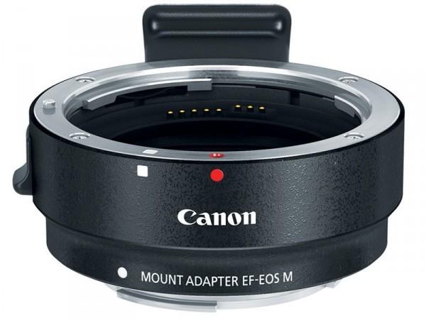 Кольцо Canon Mount Adapter EF-EOS M - переходник для объективов EOS