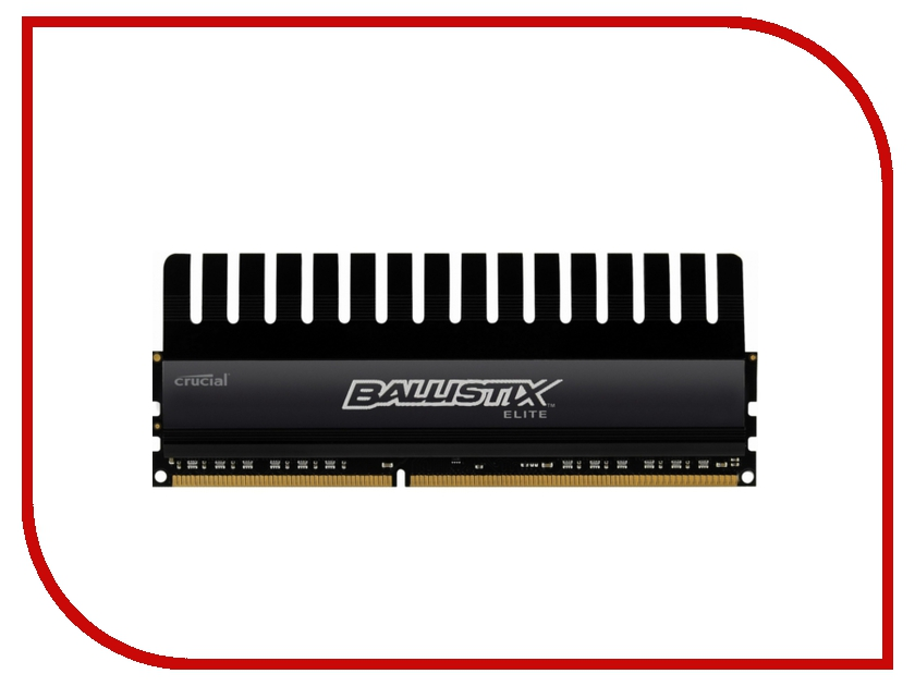 Модуль памяти Crucial DDR3 DIMM 1866MHz PC3-14900 - 8Gb BLE8G3D1869DE1TX0CEU<br>