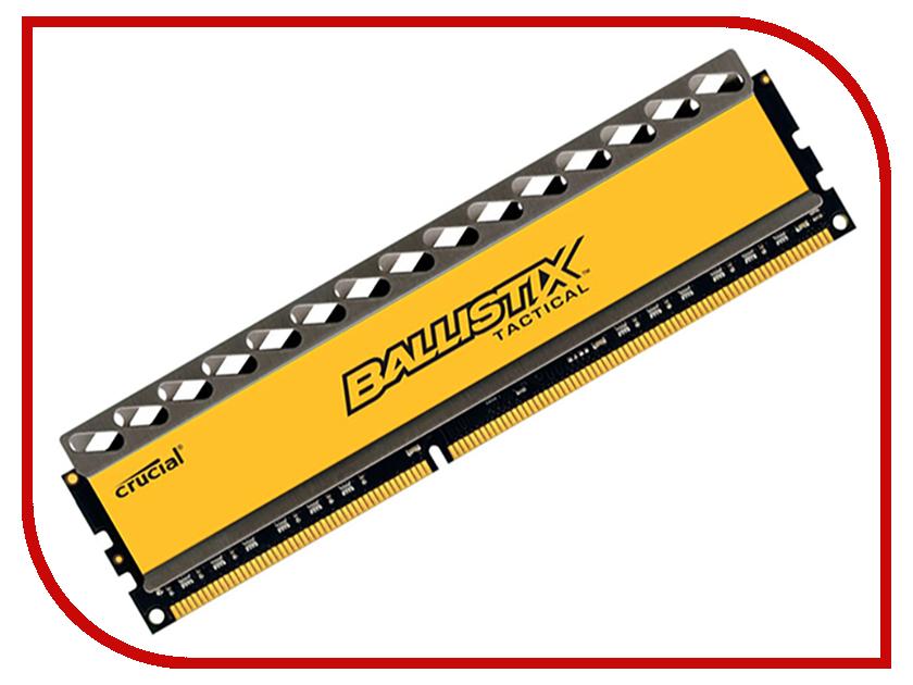 Модуль памяти Crucial DDR3 DIMM 1866MHz PC3-14900 - 4Gb BLT4G3D1869DT1TX0CEU