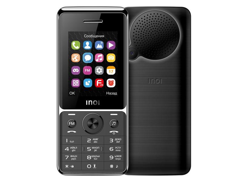 Сотовый телефон Inoi 248M Black