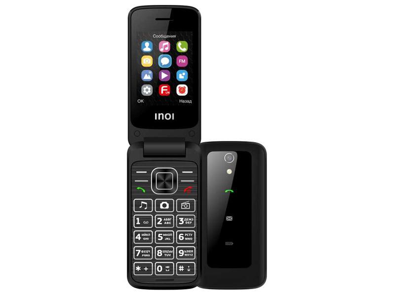 Сотовый телефон Inoi 245R Black