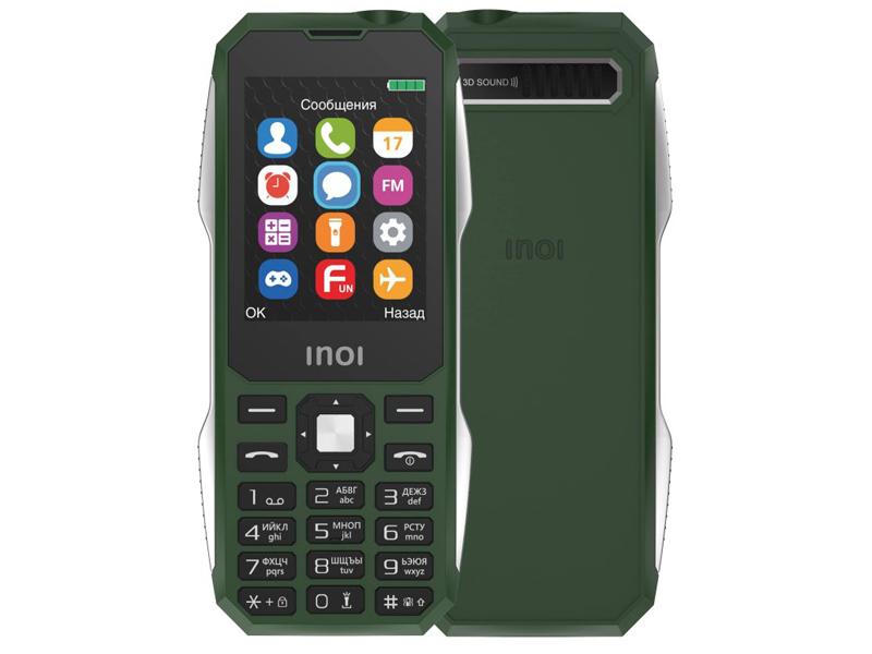 Сотовый телефон Inoi 244Z Khaki