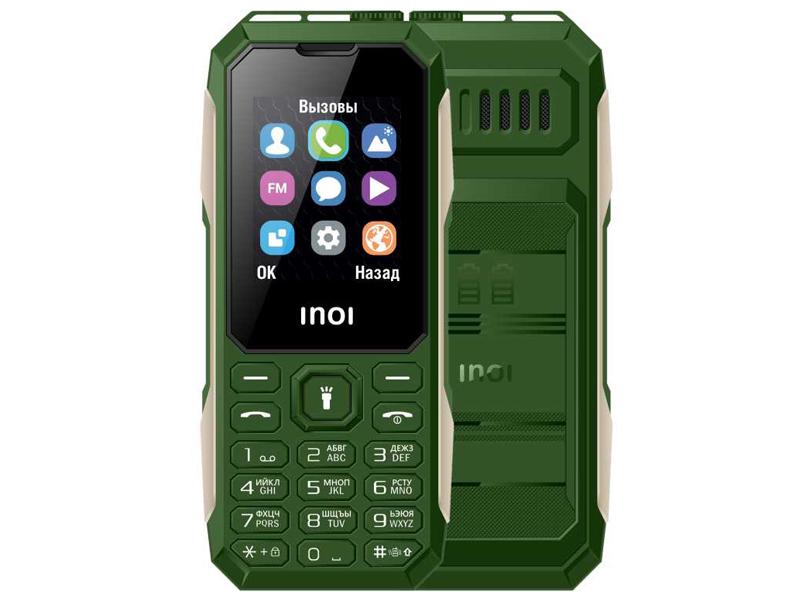 Сотовый телефон Inoi 106Z Khaki