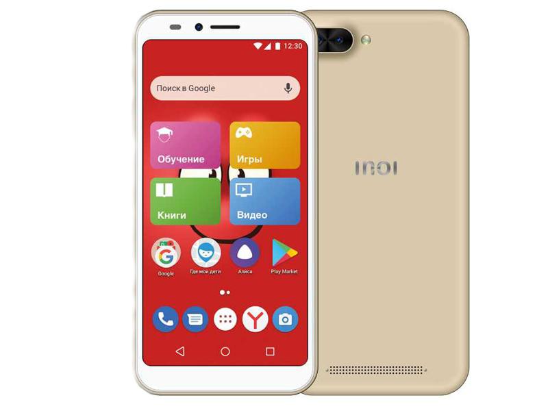 Сотовый телефон Inoi kPhone Gold телефон