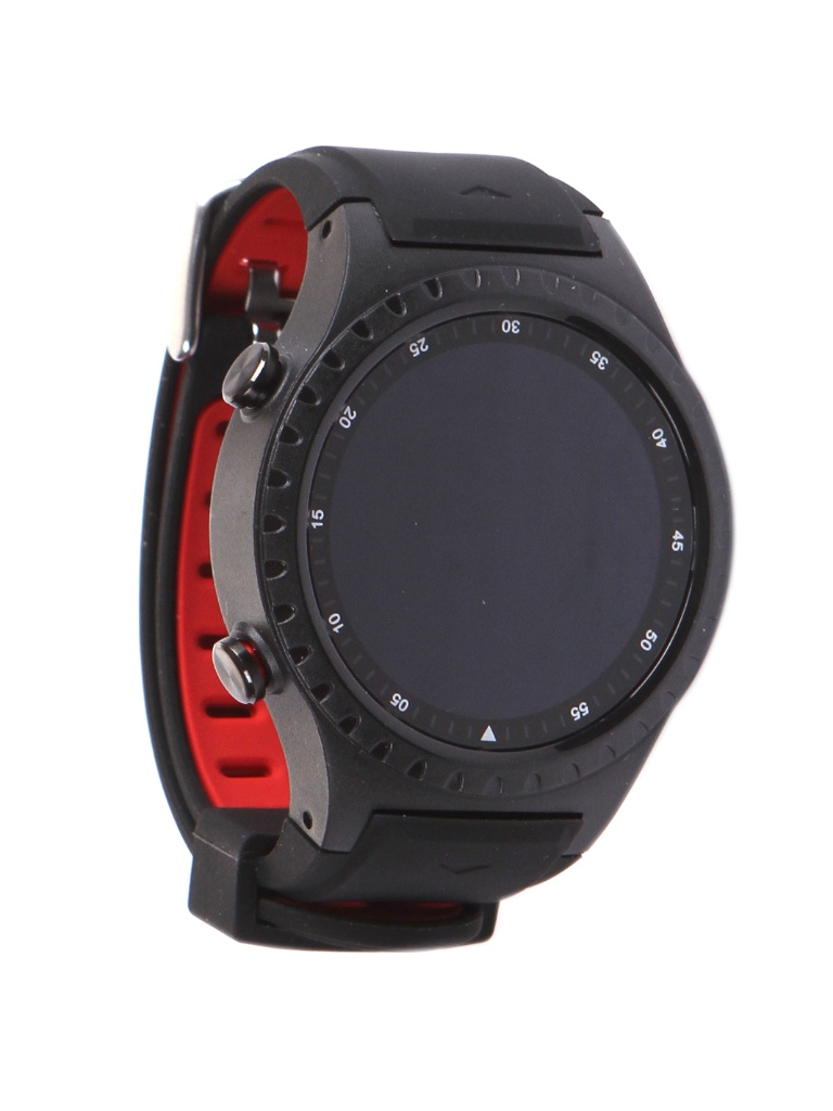 Умные часы Geozon Sprint Black-Red G-SM02BLKR