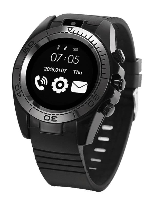Zakazat.ru: Умные часы Geozon Titan Black G-SM06BLK