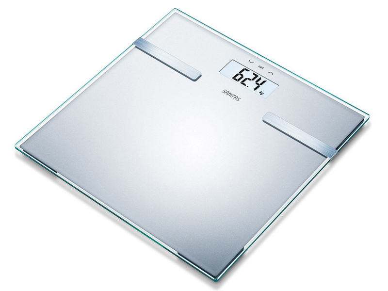 Весы напольные Sanitas SBF 14 Grey весы напольные sanitas sbf70
