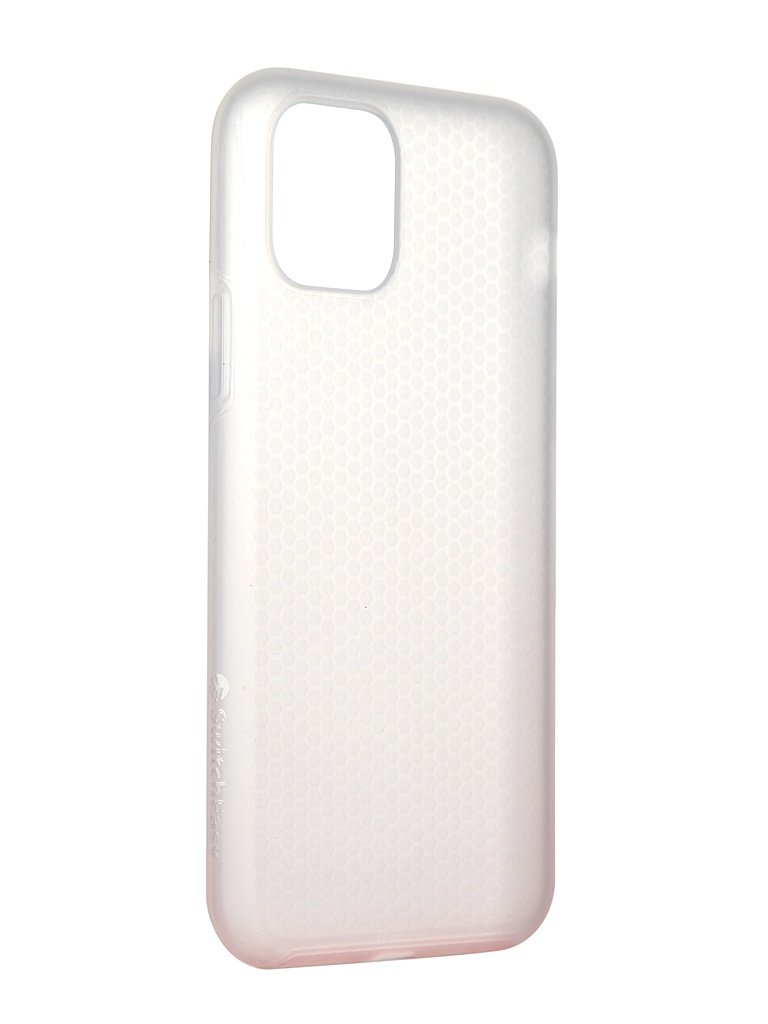Чехол SwitchEasy для APPLE iPhone 11 Pro Skin White-Pink Gradient GS-103-80-193-118