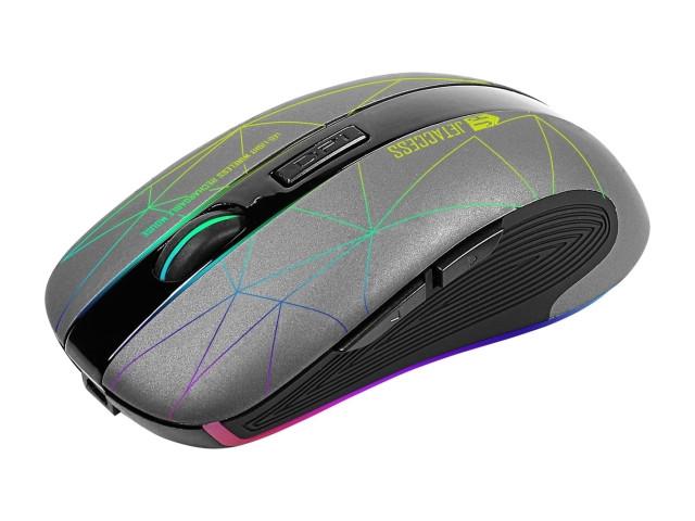 Мышь Jet.A OM-R53G LED Grey