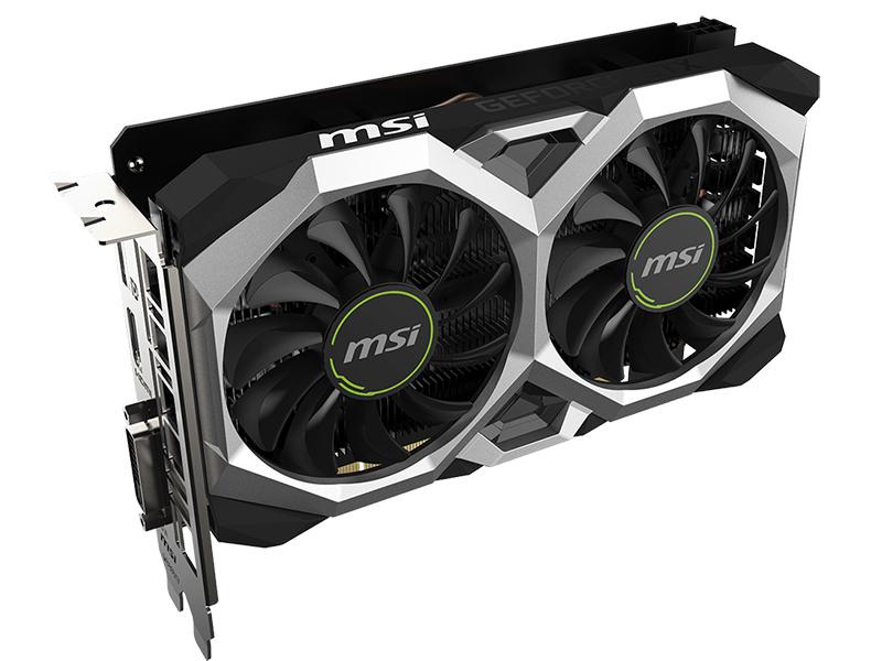 Видеокарта MSI GeForce GTX 1650 Super Ventus XS 1740Mhz PCI-E 3.0 4096Mb 12000Mhz 128 bit HDMI DVI-D HDCP SUPER VENTUS OC Выгодный набор + серт. 200Р!!!