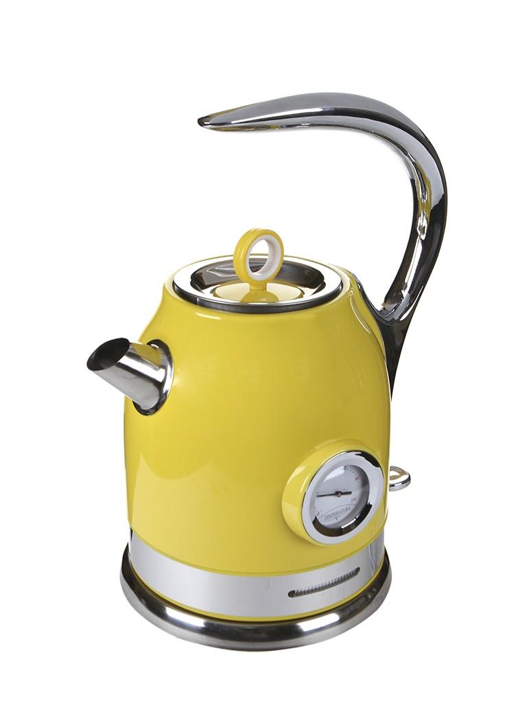 Чайник Kitfort KT-694-3 Yellow