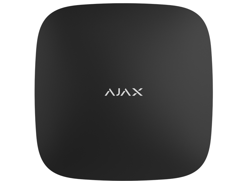Контроллер Ajax Hub Plus Black 11790.01.BL1