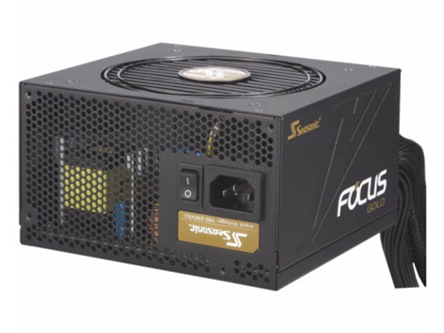 Блок питания SeaSonic Focus 450FM Gold SSR-450FM 450W