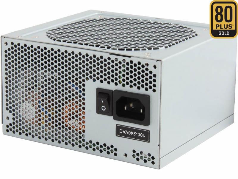 Блок питания SeaSonic SSP-550RT Gold 550W 1RT55GFS01B13W