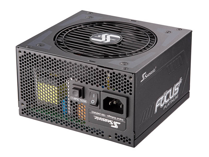 Блок питания SeaSonic Focus Plus SSR-650PX 80+ Platinum ATX 650W