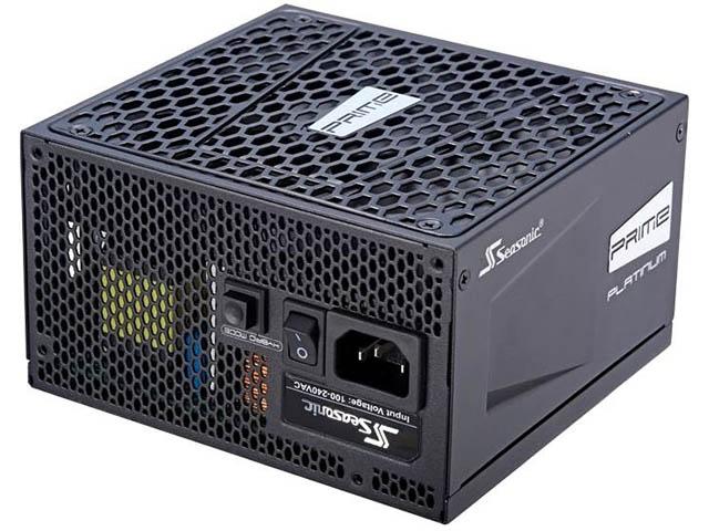Блок питания SeaSonic Prime Ultra 650 Platinum SSR-650PD2 650W