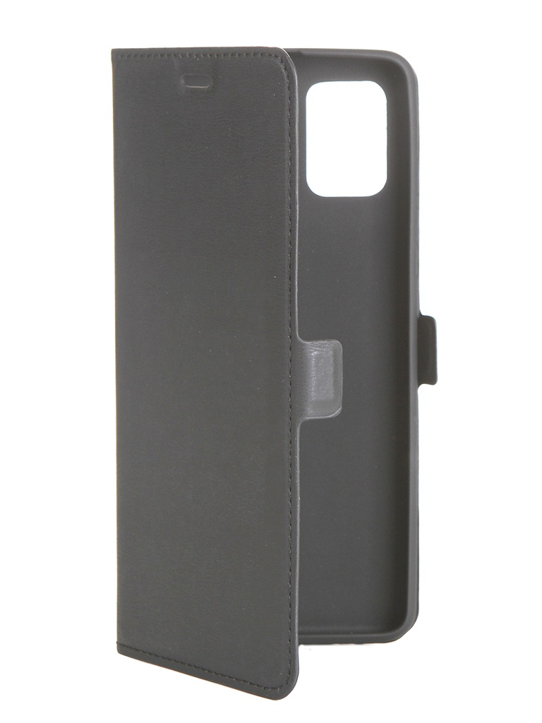 Чехол DF для Samsung Galaxy A51 sFlip-57 Black аксессуар чехол df для samsung galaxy a70 soft touch black sslim 36