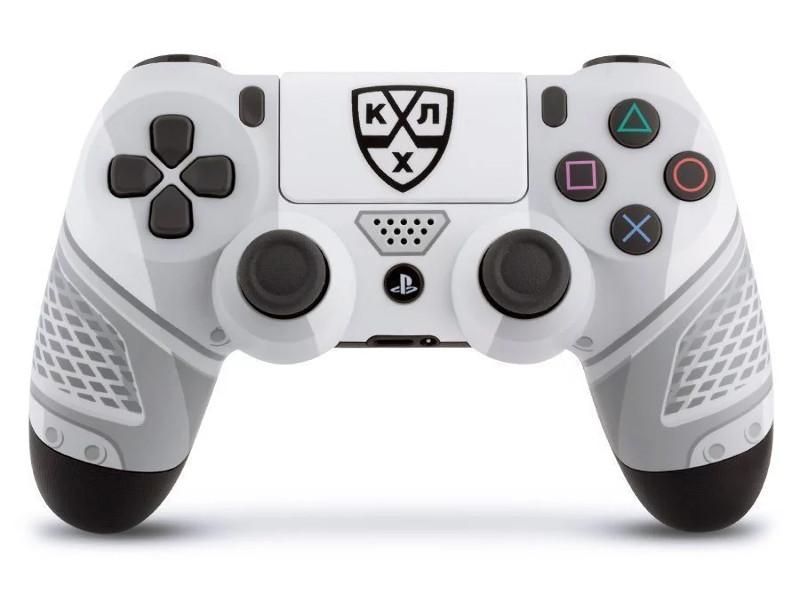 Геймпад Rainbo Sony DualShock 4 КХЛ Всё Хоккей RBW-DS057