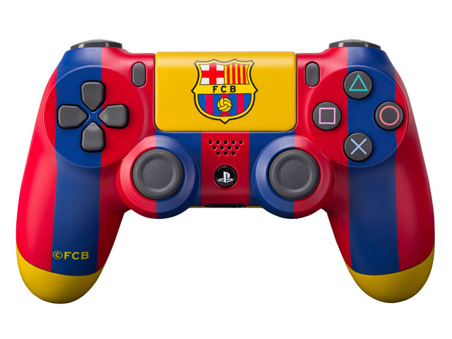 Геймпад Rainbo Sony DualShock 4 Барселона Клубный RBW-DS040
