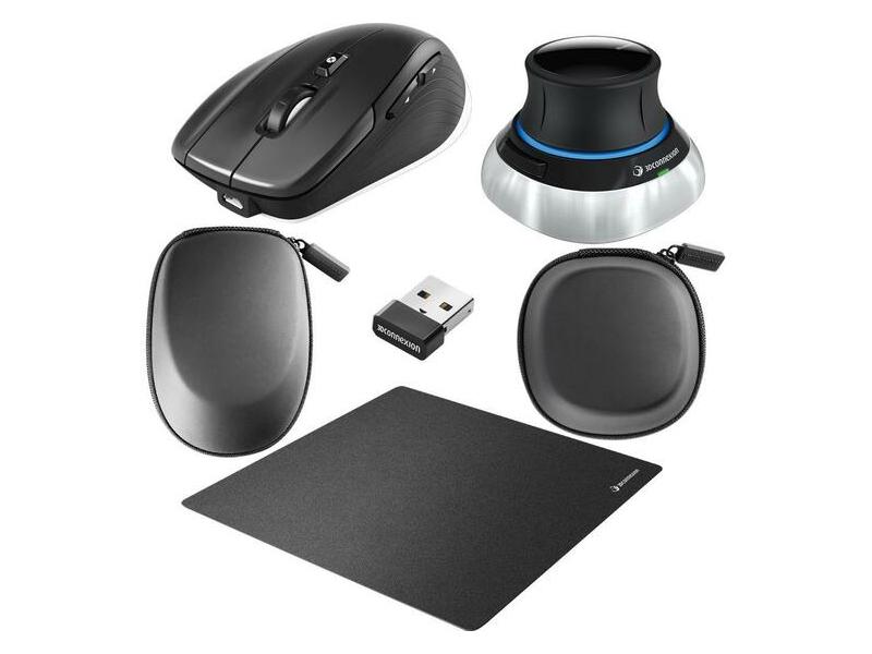 Мышь 3D-Connexion SpaceMouse Wireless Kit 3DX-700067