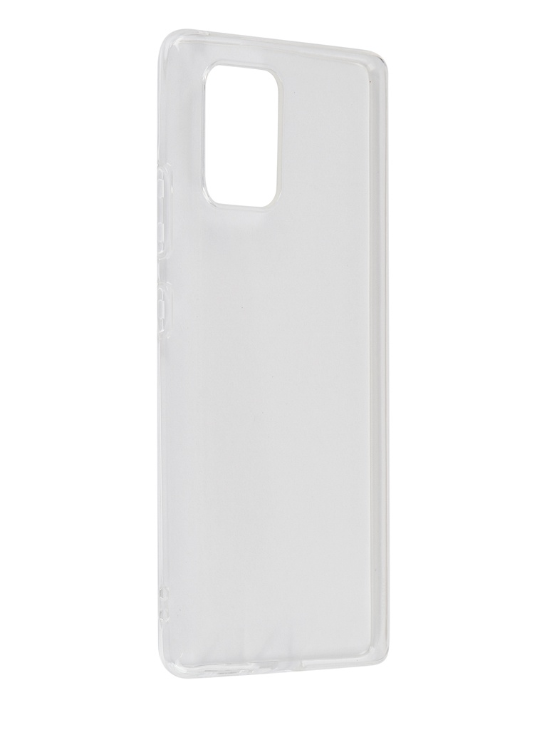 Чехол DF для Samsung Galaxy S10 Lite Silicone Super Slim sCase-87