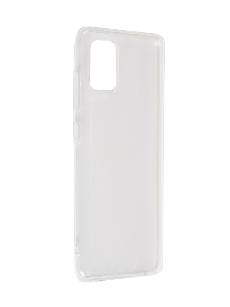 Чехол DF для Samsung Galaxy A51 Silicone Super Slim sCase-85 чехол df для samsung galaxy a71 silicone super slim scase 89