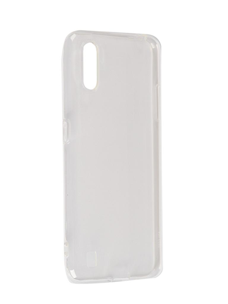 Чехол DF для Samsung Galaxy A01 Silicone Super Slim sCase-86
