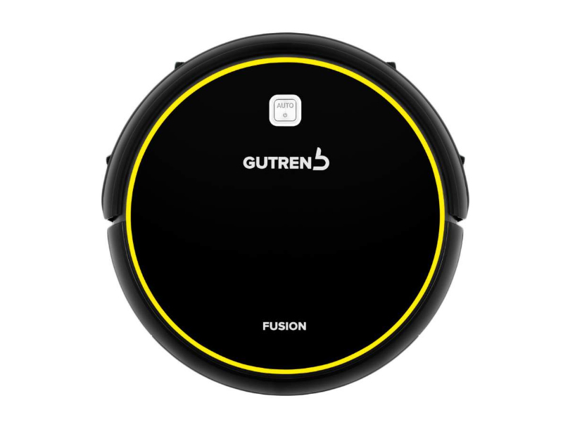 Робот-пылесос Gutrend Fusion 150 Black-Yellow G150BY