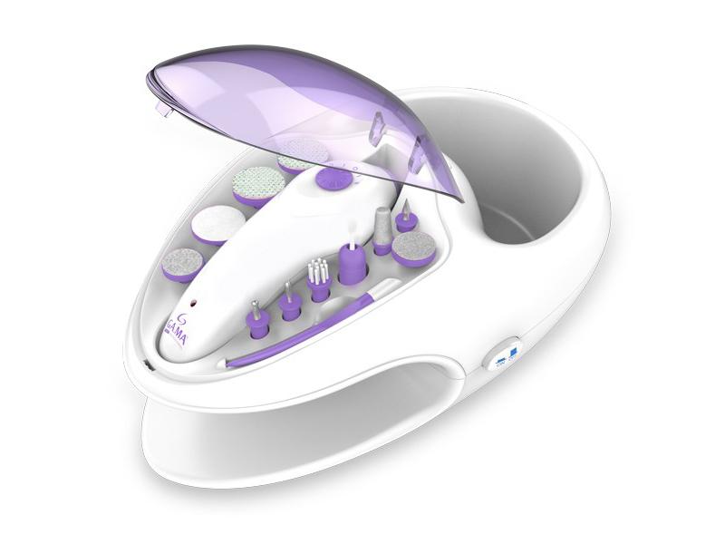 Маникюрно-педикюрный набор GA.MA Nails Spa 12 в 1 GSP 0805