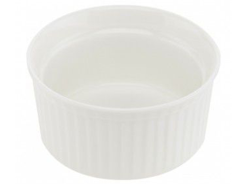 Горшочек для запекания Walmer Classic 9cm White w10300009
