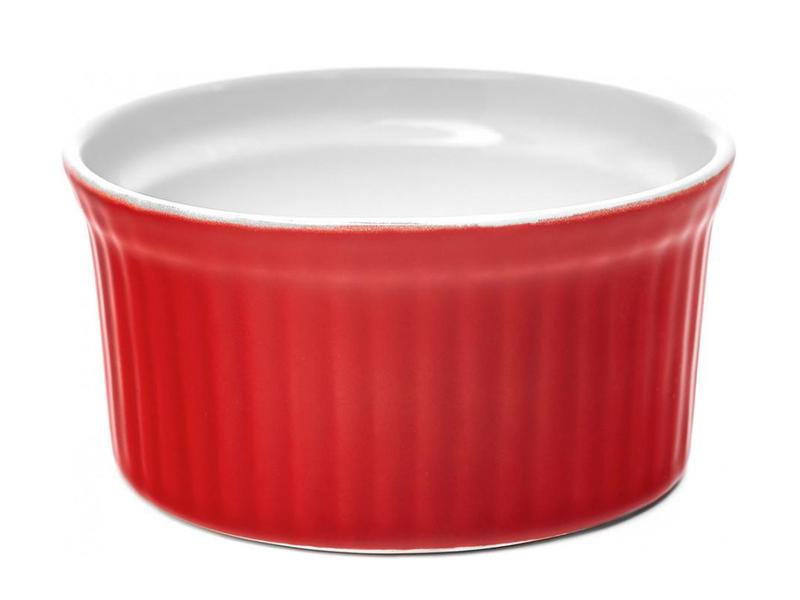 Горшочек для запекания Walmer Classic 9cm Red w17202009