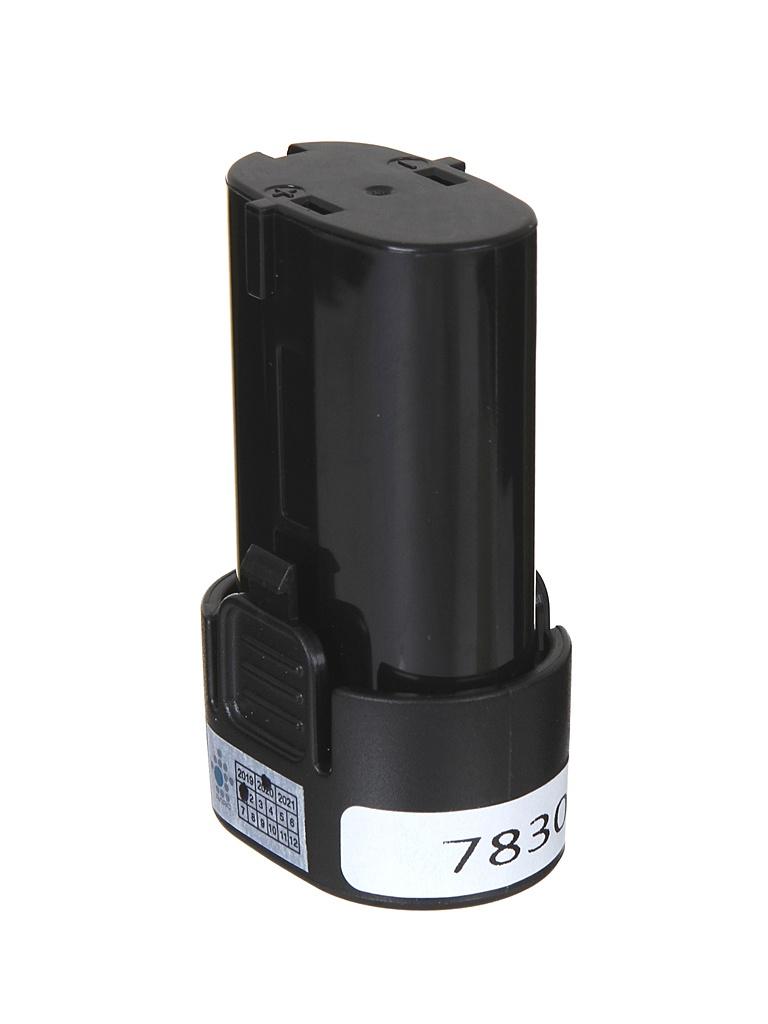 Аккумулятор TopON TOP-PTGD-MAK-7.2-2.0-Li для Makita BL7010 7.2V 2.0Ah (Li-Ion) PN: 194355-4 102755