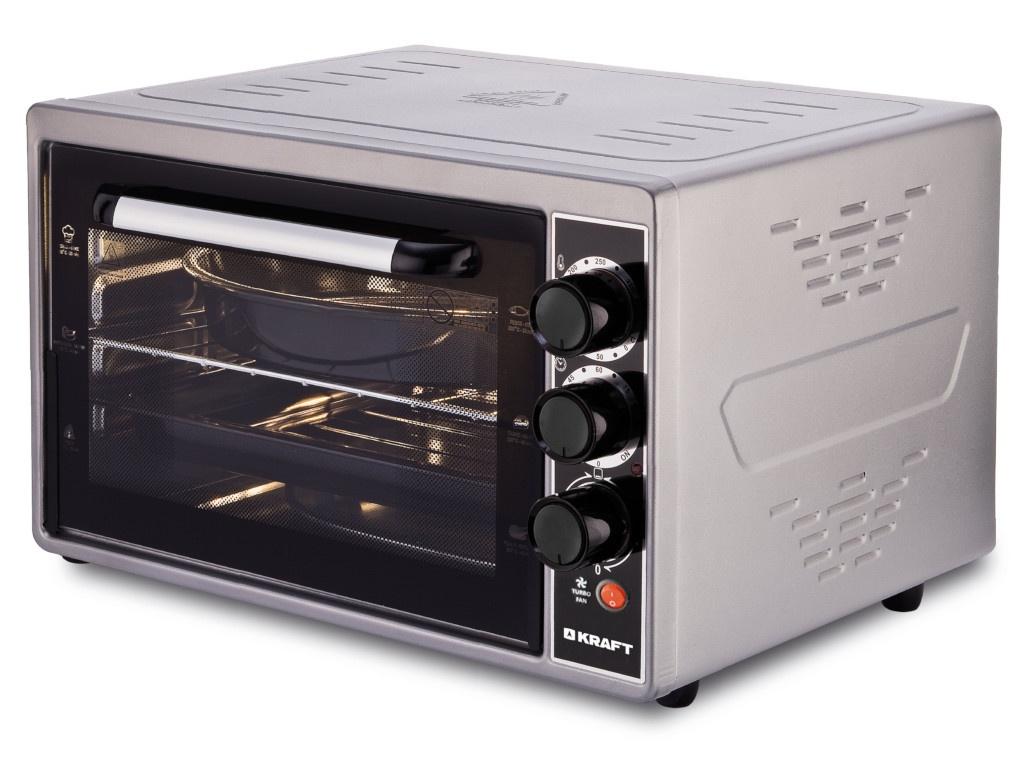 Мини печь Kraft KF-MO 3803 KGR