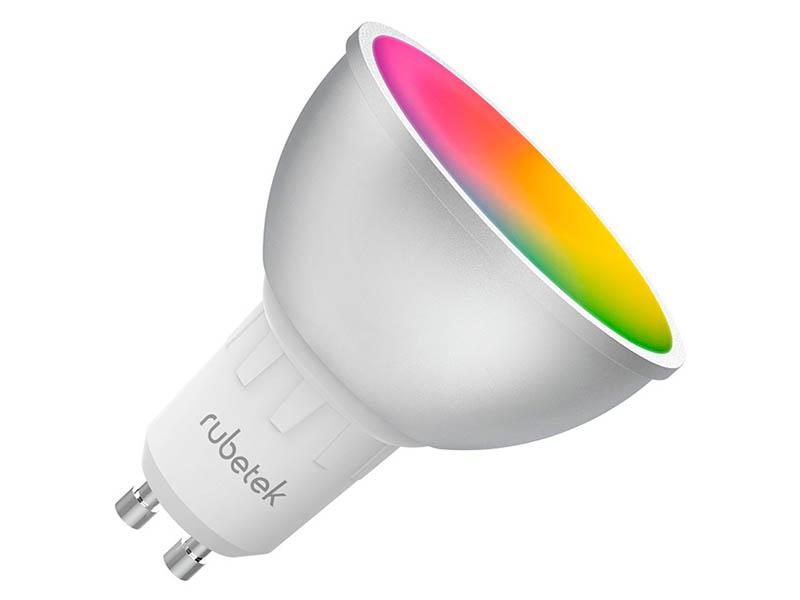 Лампочка Rubetek RL-3105 GU10 460lm Wi-Fi