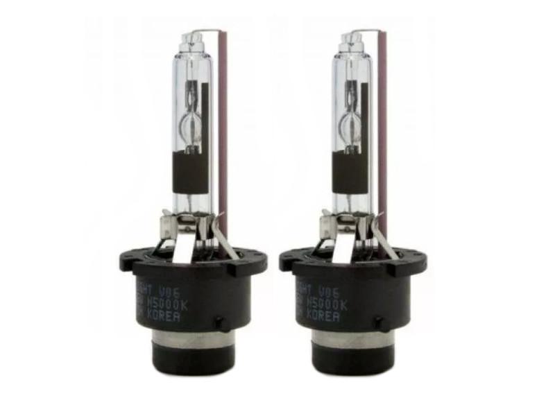 Лампа MTF Light D3S 5000K Active Night +30% (2 штуки)