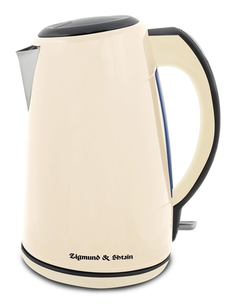 Чайник Zigmund & Shtain KE-824 Cream