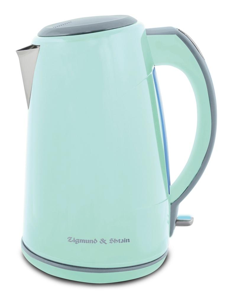Чайник Zigmund & Shtain KE-825 1.7L Turquoise
