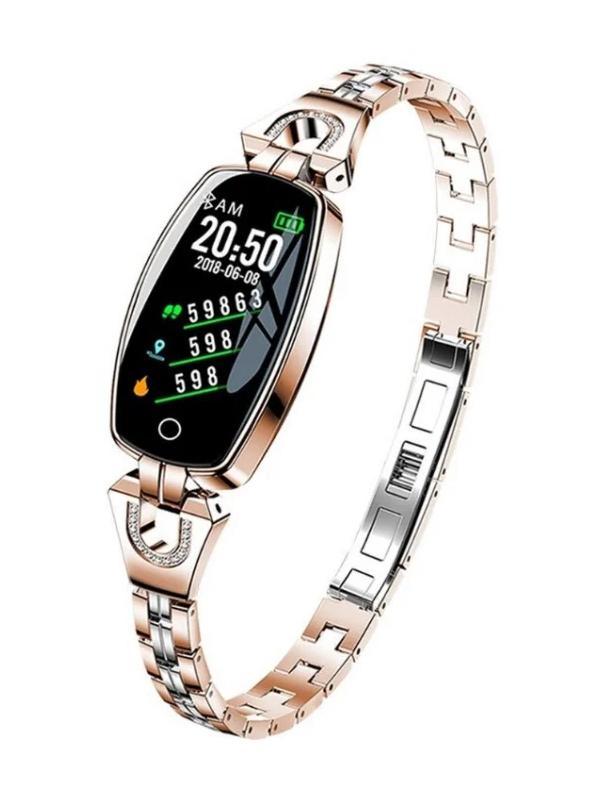 Умные часы LEMFO H8 Gold