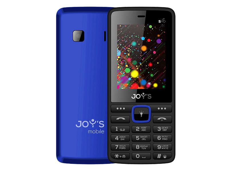 Сотовый телефон Joys S4 DS Blue