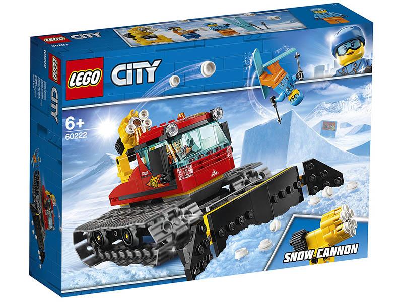 цена на Конструктор Lego City Снегоуборочная машина 60222